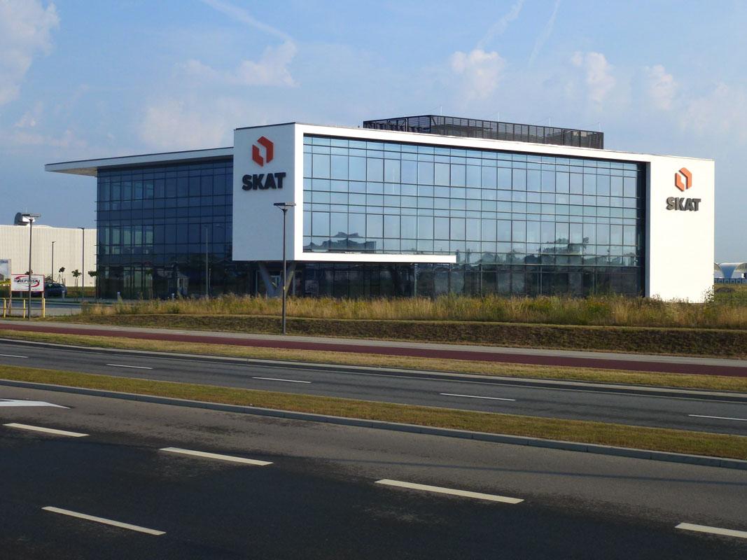 Biurowiec SKAT w Gdańsku