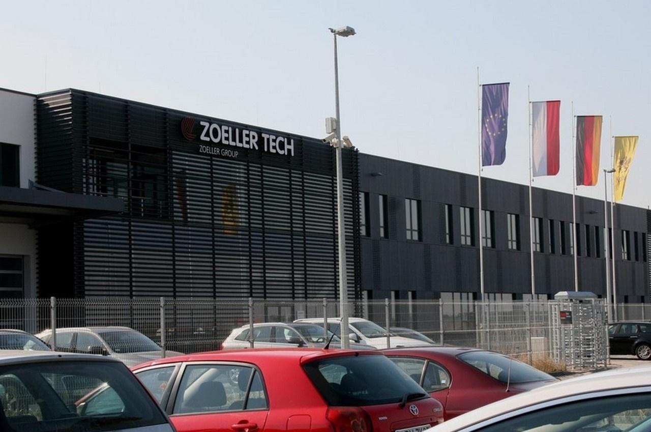 Zoeller Tech w Rekowie Górnym