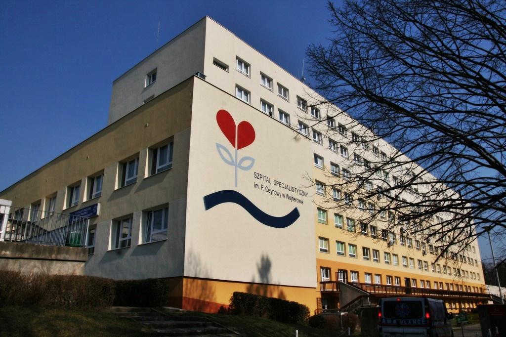 Szpital w Wejherowie