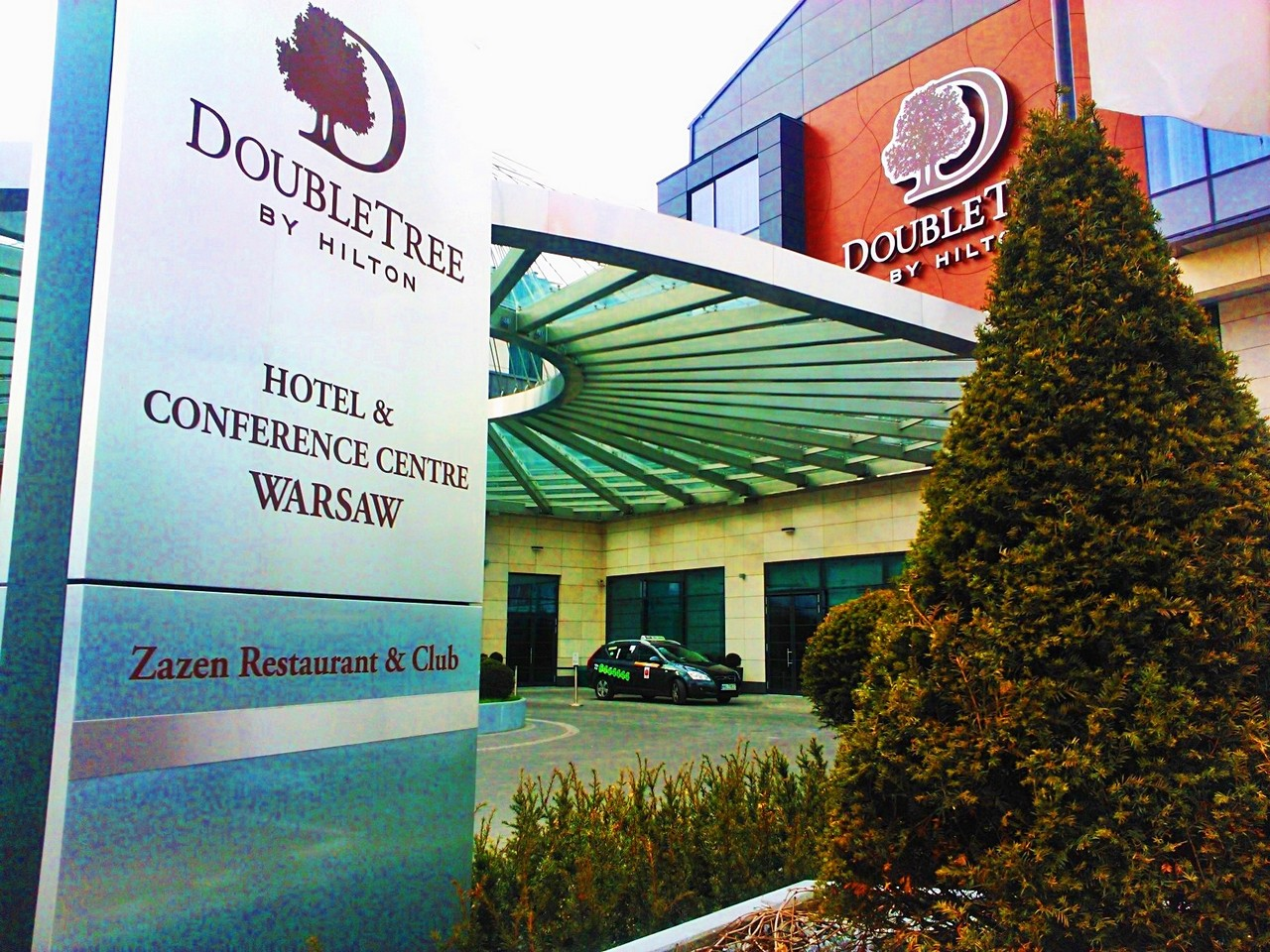 Hotel DoubleTree by Hilton w Warszawie
