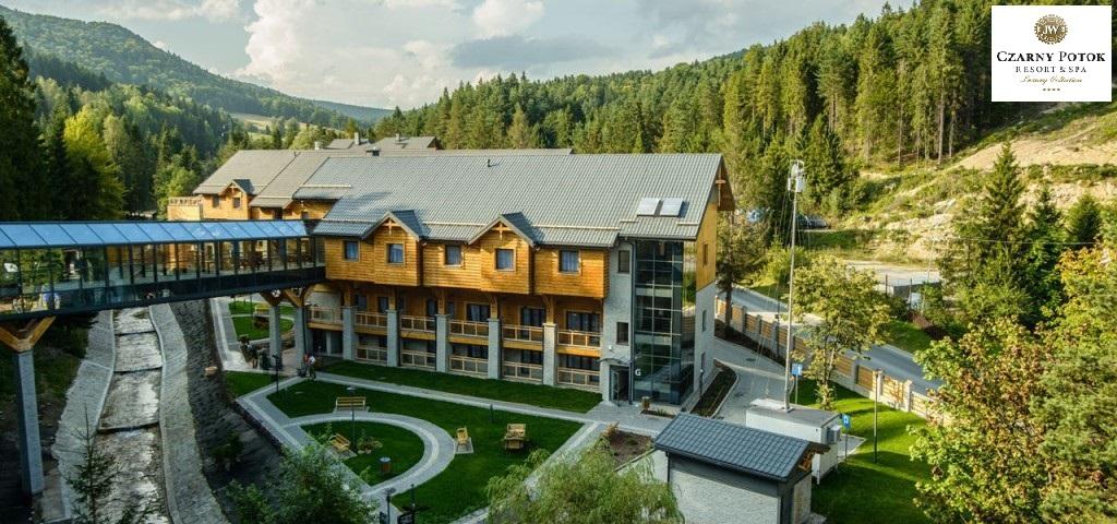 Hotel Czarny Potok Resort & SPA w Krynicy Zdroju