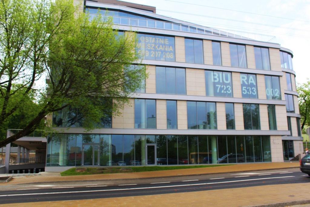 Kompleks biurowo-mieszkalny Centrum Park w Lublinie