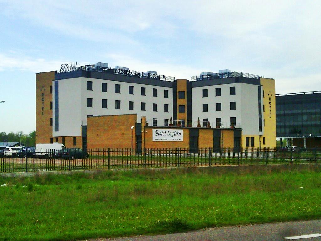 Hotel Szyszko w Suwałkach
