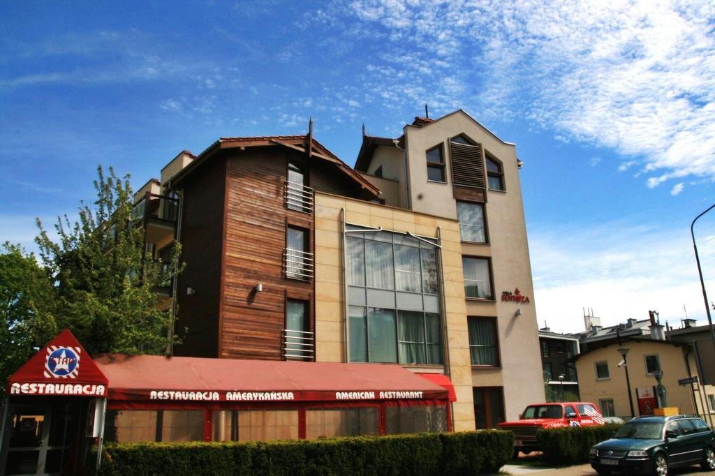 Hotel Villa Sentoza w Sopocie