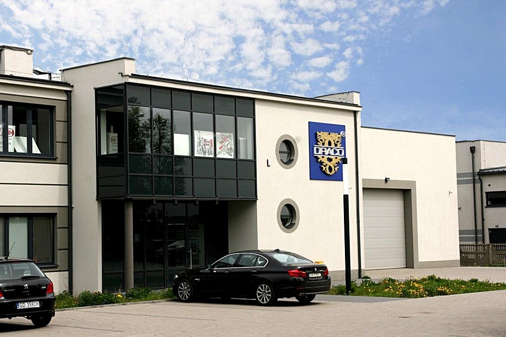 Biurowiec DRACO w Gdańsku