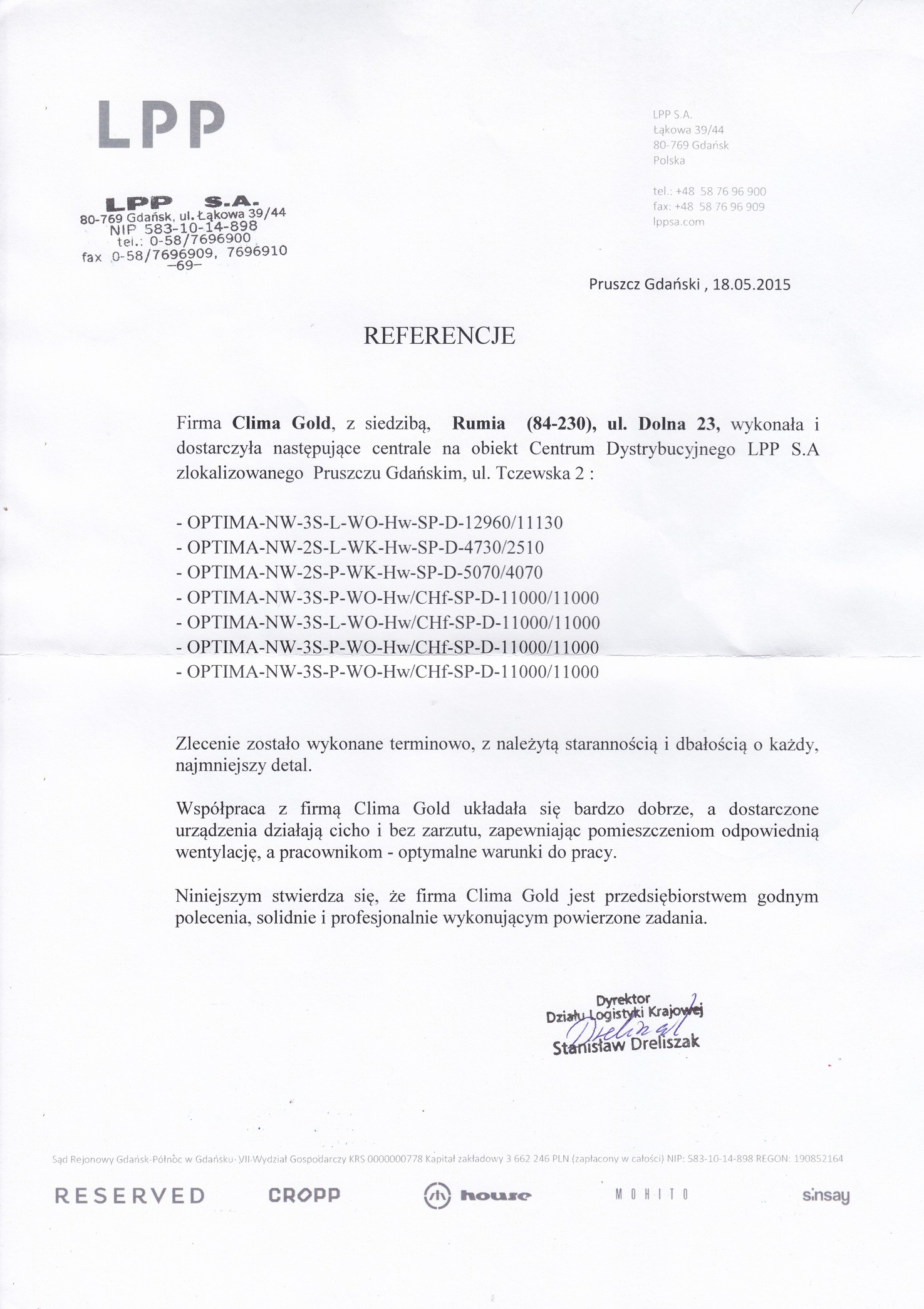 LPP referencje