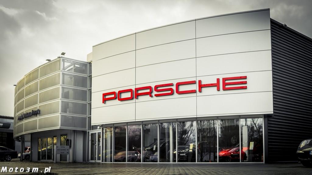 Salon Porsche w Sopocie