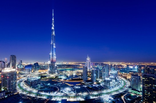 Burj-Khalifa-Night-View