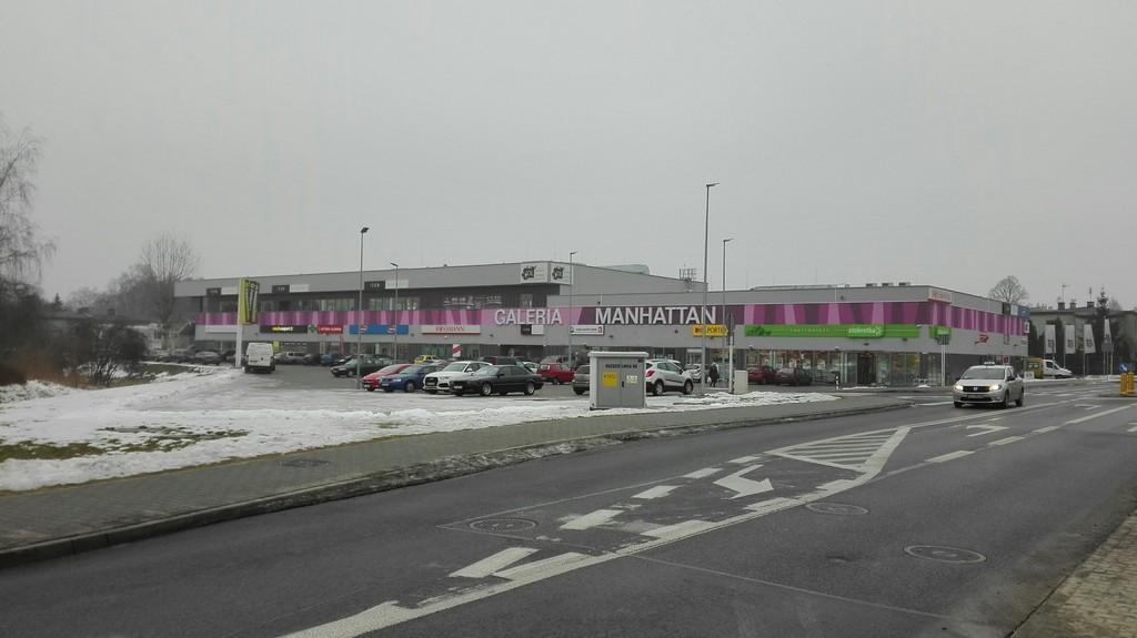 Galeria Manhattan w Katowicach