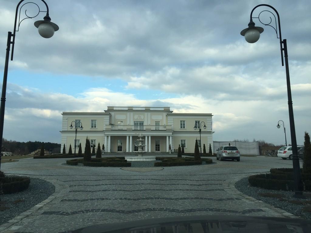 Pałac Jaśminowy w Batorowie