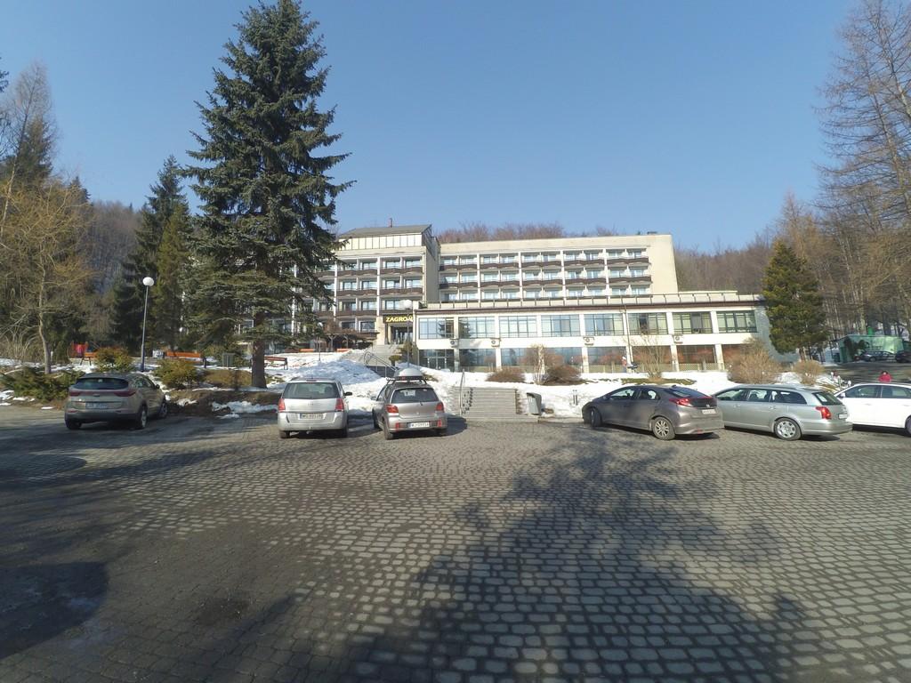 Ośrodek turystyczno-sportowy Zagroń w Szczyrku