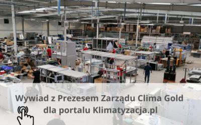 Wywiad dla portalu Klimatyzacja.pl